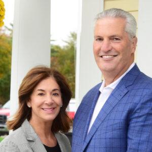 Lynn & Steve Moran